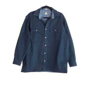 Levi's blue men's jacket coat Size M